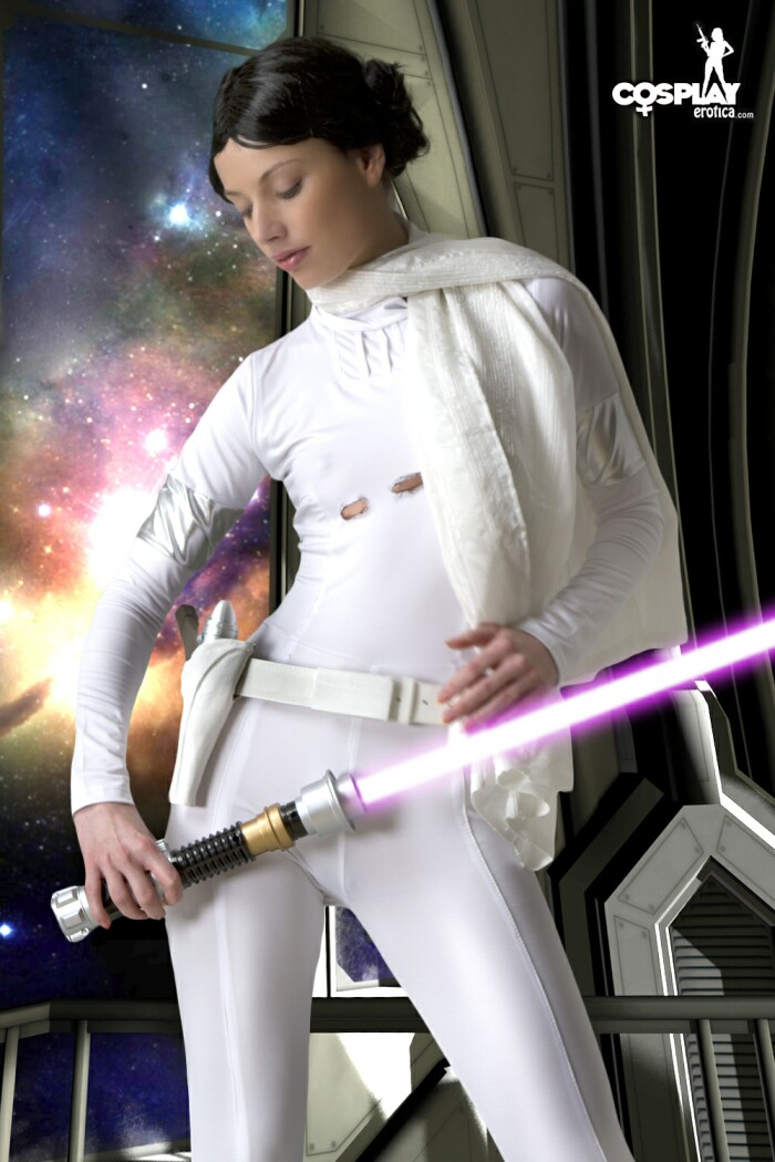 With you star wars nude cosplay necessary