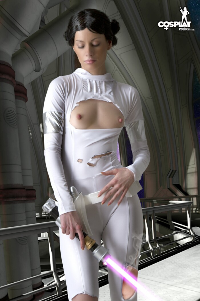 star wars cosplay porn